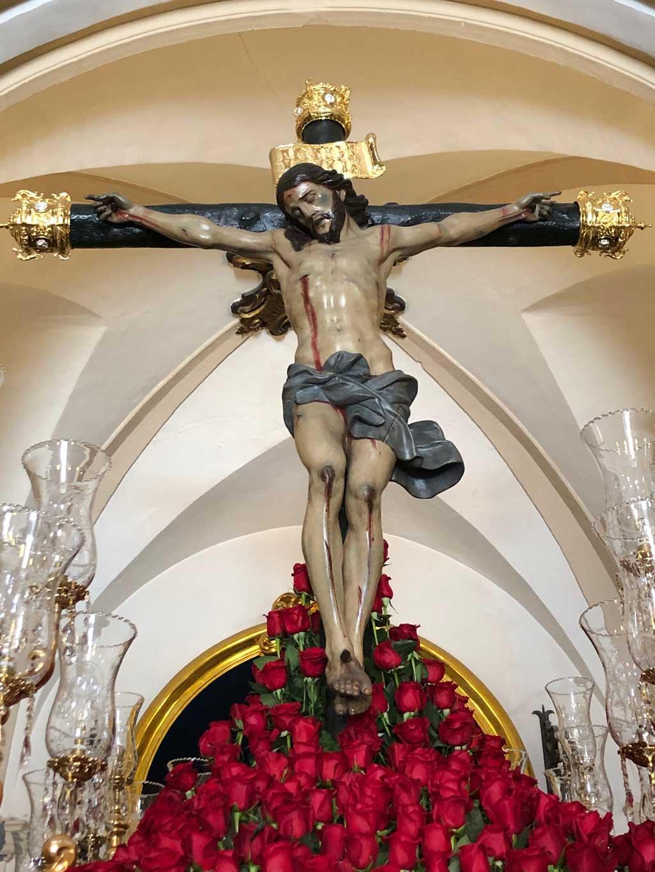 Santisimo Cristo del Amparo