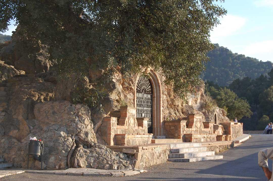 cueva santuario
