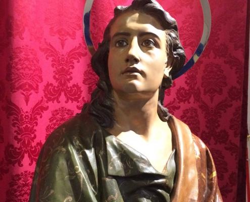 San Juan Cofradía de la Sangre