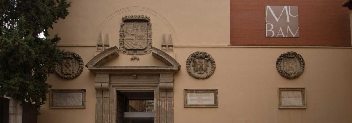 MUBAM Museo de Bellas artes de Murcia